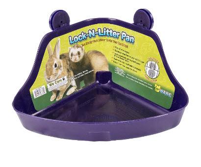 Rabbit Lock N Litter Pan