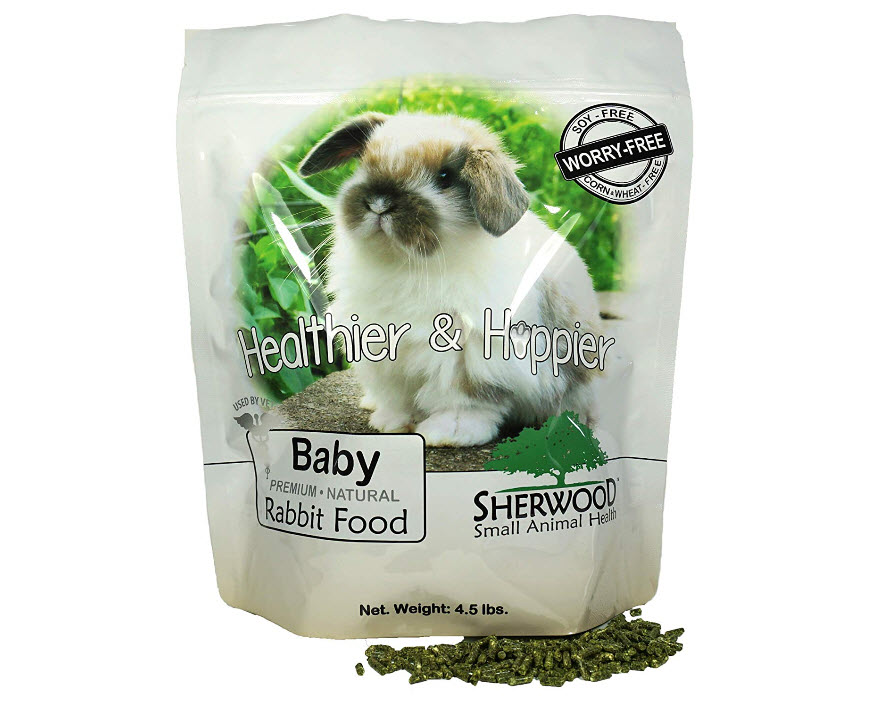 Baby Rabbit Food